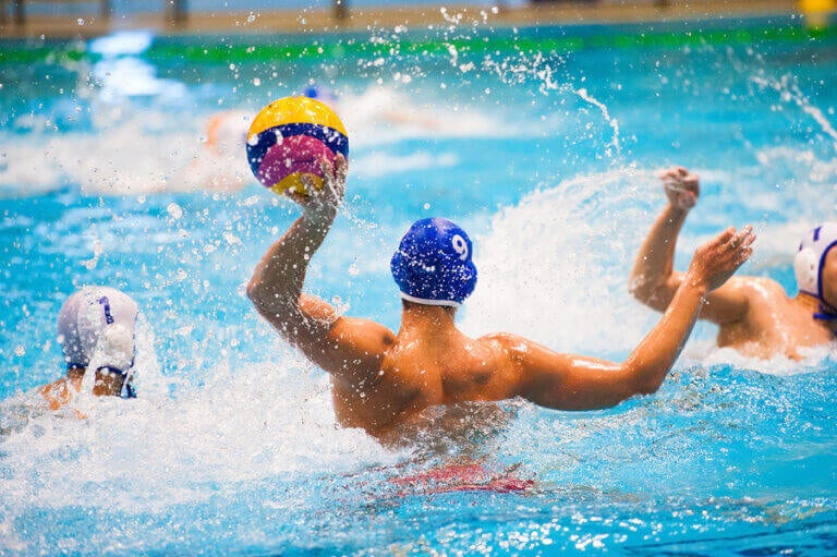 The Basic Rules of Water Polo