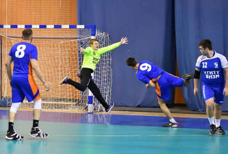 Learn the Basic Rules of Handball