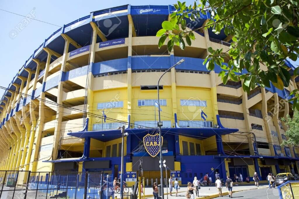 Boca Juniors From Argentina: A South American Giant