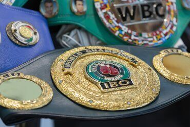 Top 5 Boxers with the Most Titles