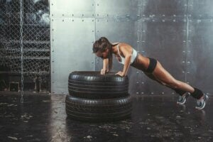 Crossfit lowers fatigue