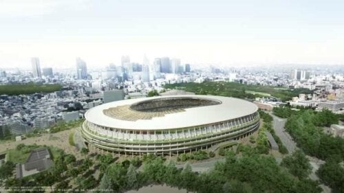 Get to Know the New Tokyo Olympic Stadium