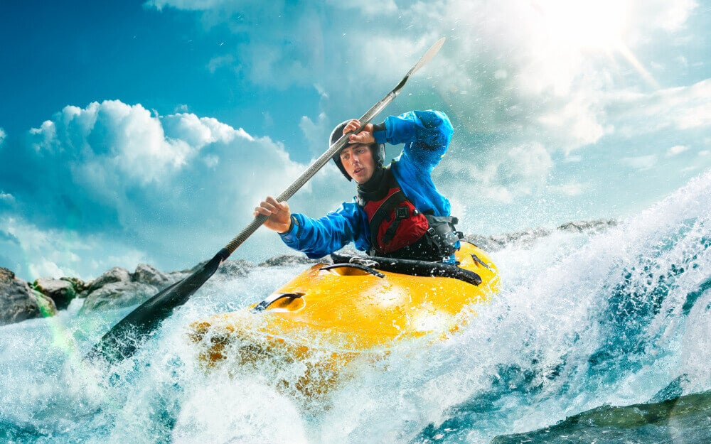 The 4 Most Common Kayaking Injuries