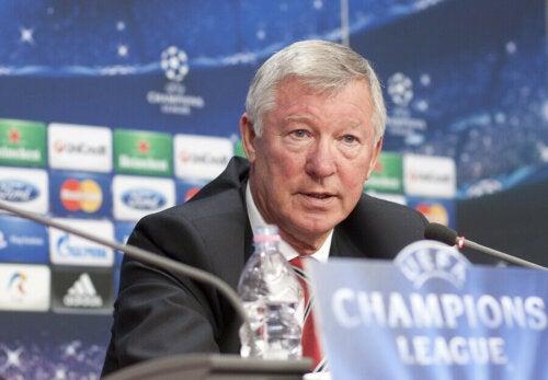 Meet Sir Alex Ferguson: a Legendary Coach