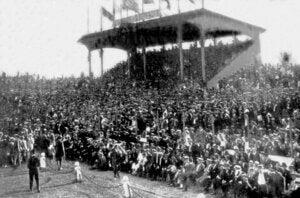 The History of the Copa América: the Campeonato Sudamericano de Football.