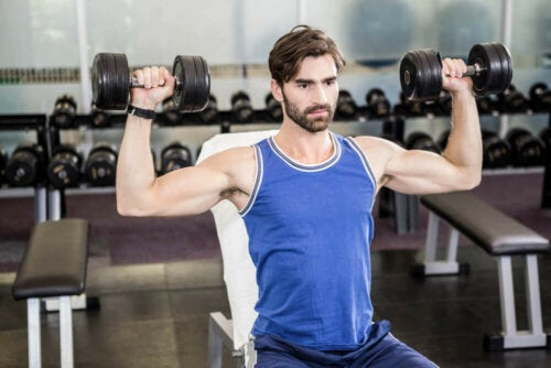 A Perfect Workout for Super Shoulders