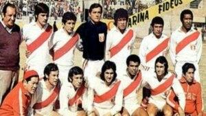 The Peruvian Champions.