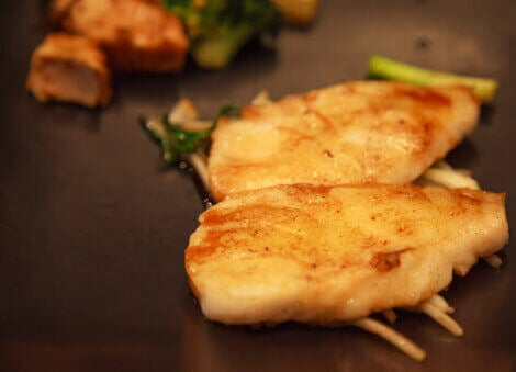Fish is rich in beneficial proteins, among other things