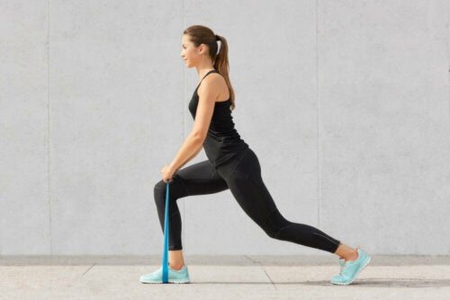 Full Body Resistance Band Workout Routine