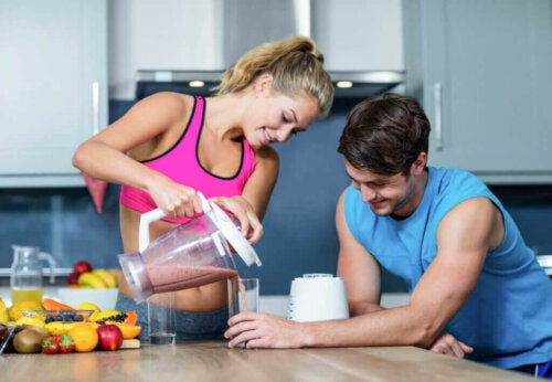 How to Take Advantage of Shakes to Build Muscle