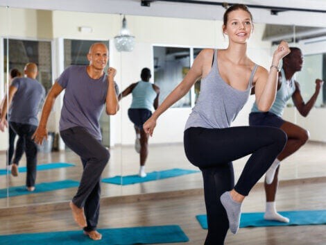 Dancing is excellent cardio exercise