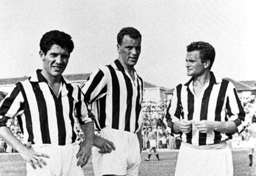 early members of Juventus