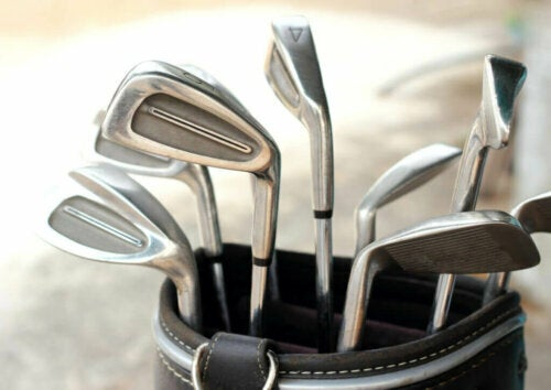 The Different Types of Golf Clubs