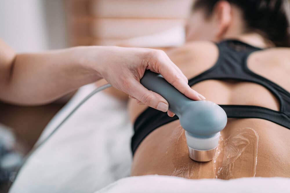 back ultrasound