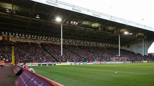 Brammal Lane stadium.