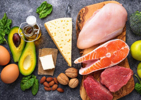 The keto diet is effective for weight loss