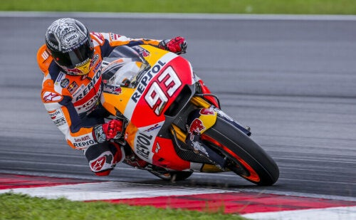 An Analysis of Marc Márquez's Riding Style
