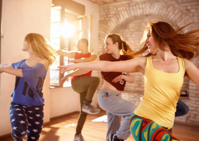 SH'BAM: A Fun Way to Exercise