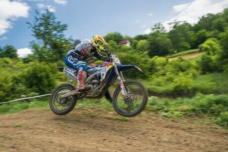 Motocross racing is one of the most popular motor sports