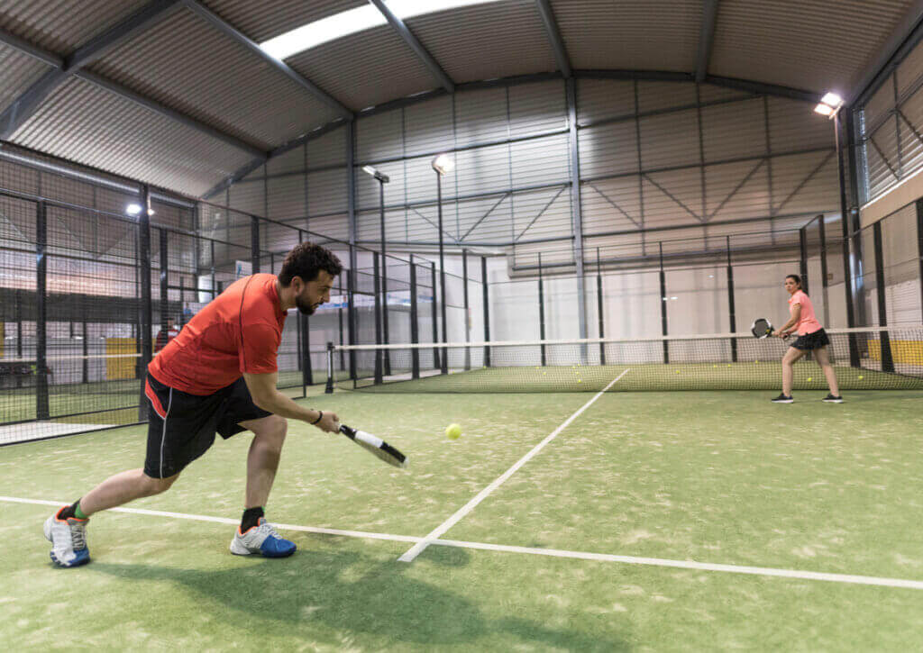Physical Preparation for Paddle Tennis