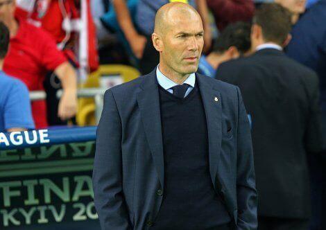 Zinedine (Zizou) Zidane is currently Real Madrid's manager