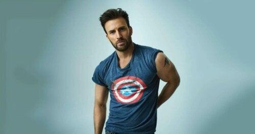Captain America.