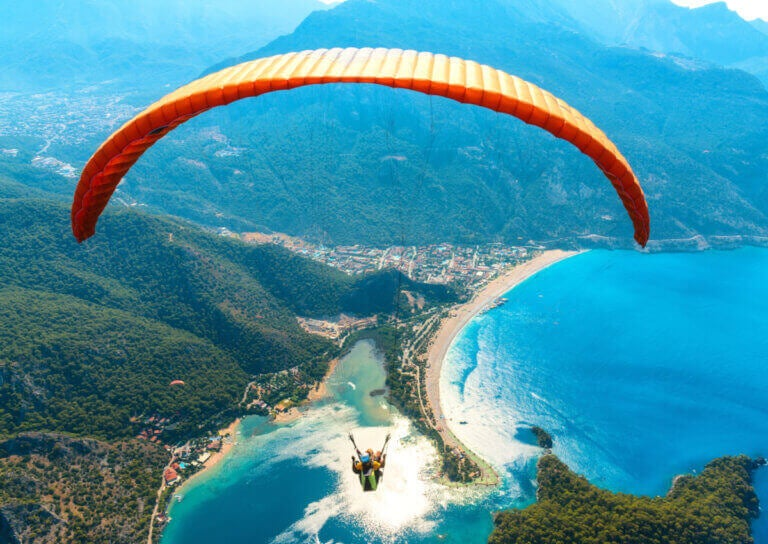 Everything You Need to Know About Paragliding
