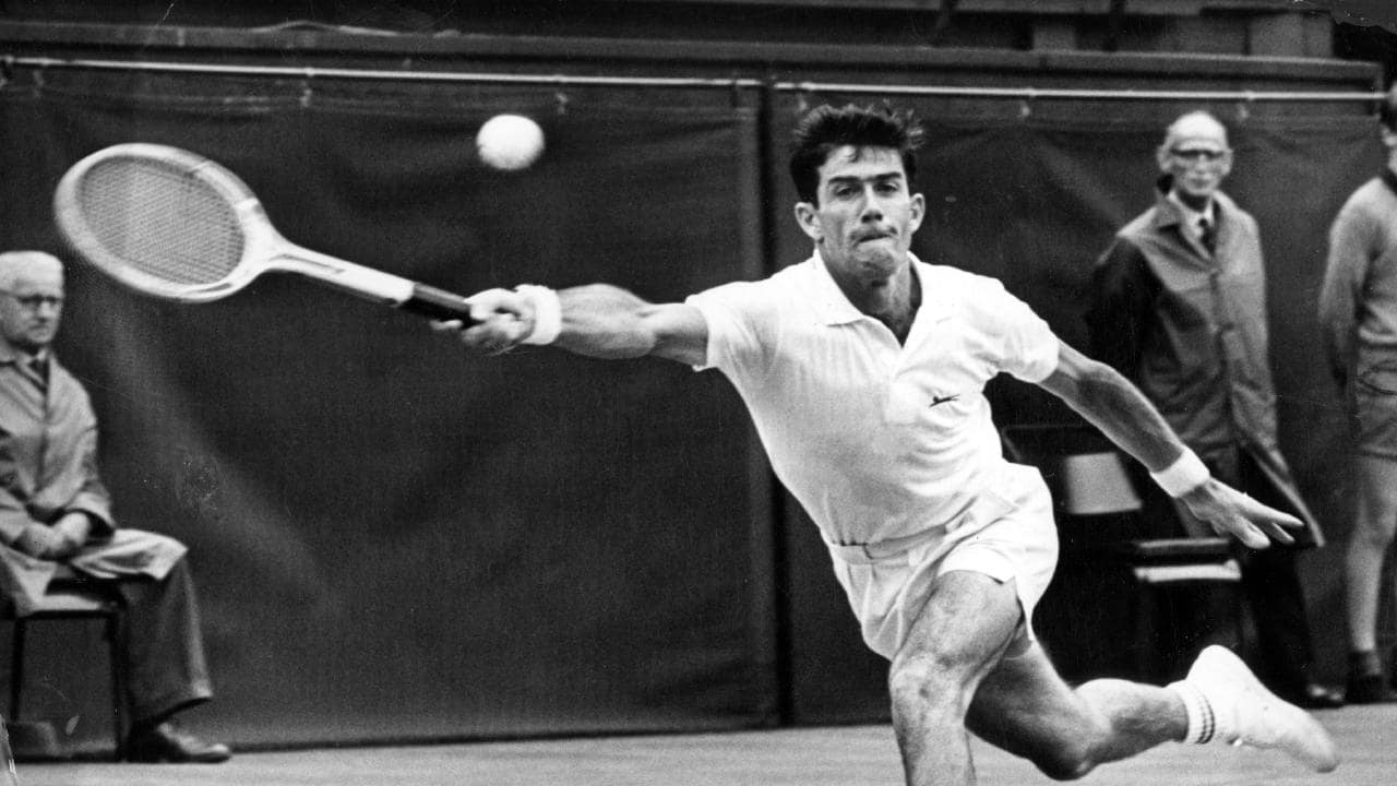 The history of tennis.