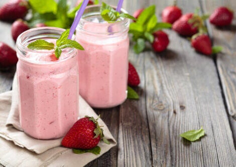 Smoothies are an excellent source of nutrients.