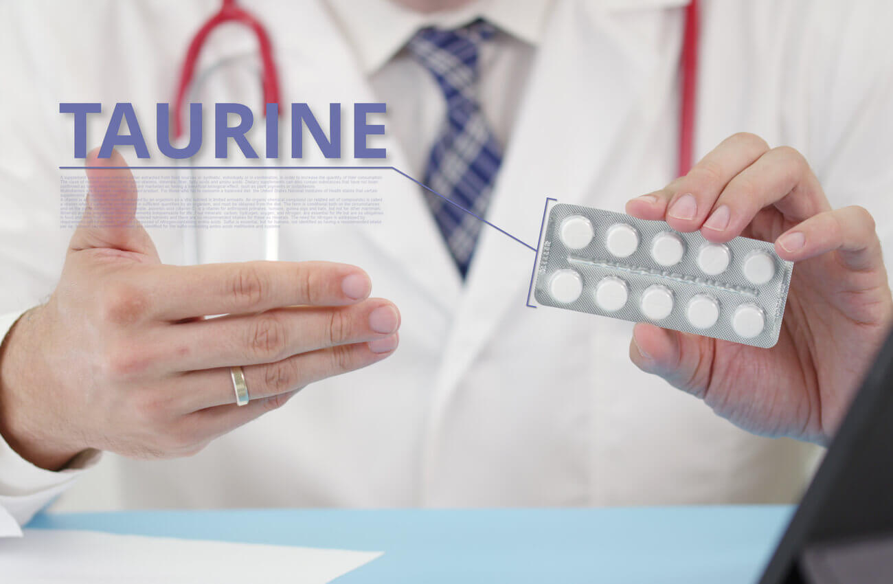 Taurine pills