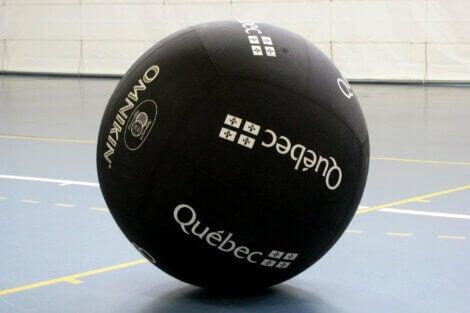 Black-kin-ball