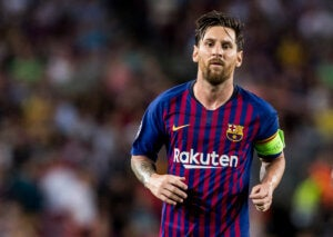 Lionel Leo Messi Barcelona