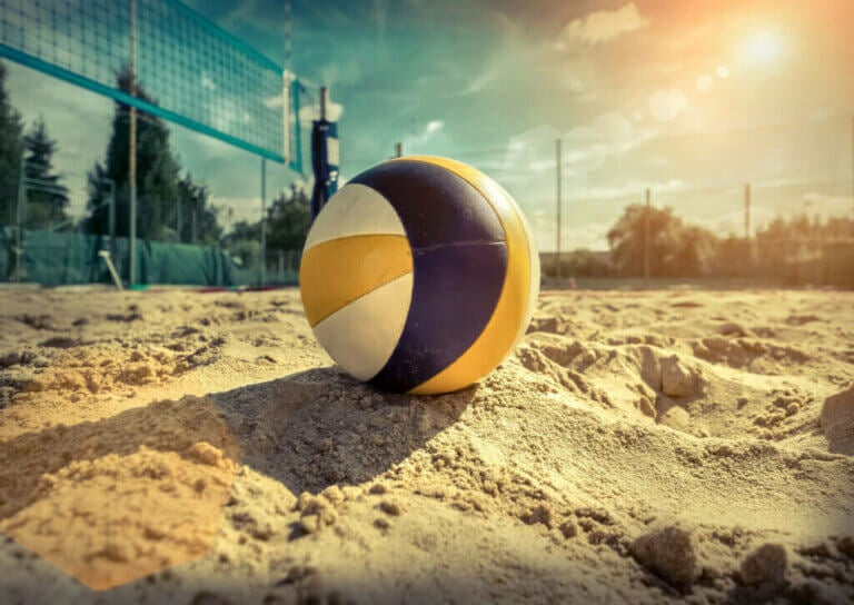 The Differences Between Volleyball and Beach Volleyball