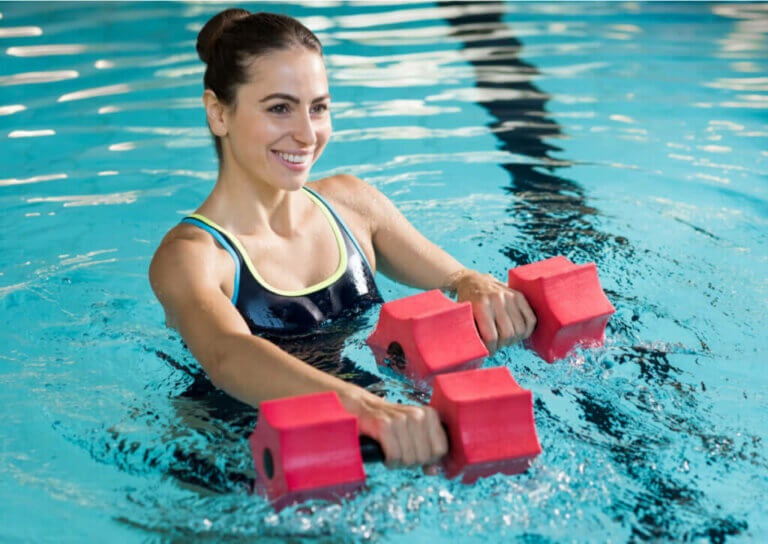 All You Need to Know About Water Aerobics