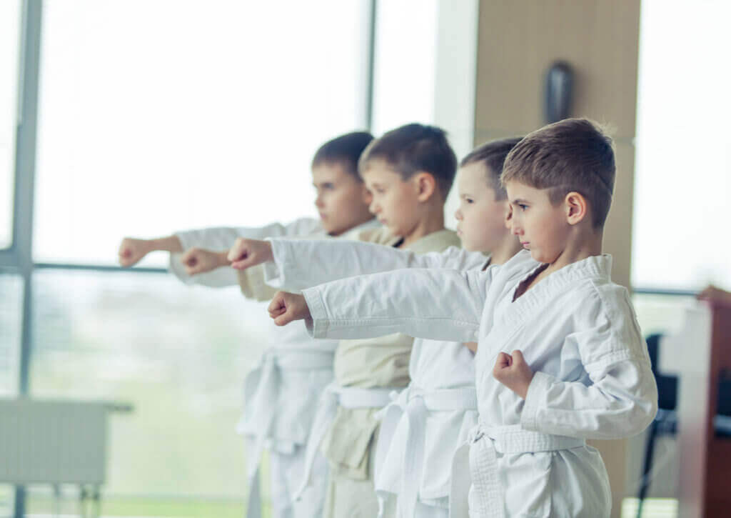 What Are the Benefits of Taekwondo for Children?