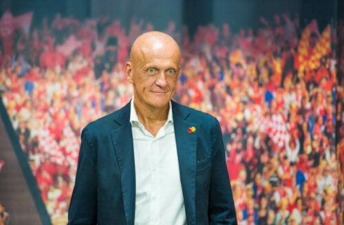Pierluigi Collina oversaw several important matches.