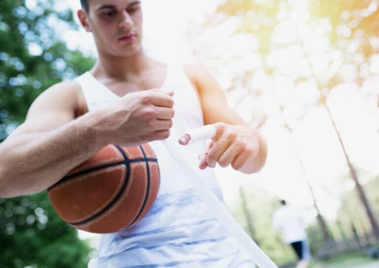 Metacarpal Fracture: a Common Injury in Basketball