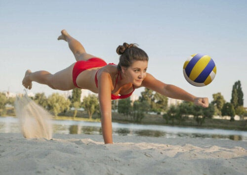 4 Interesting Facts about Beach Volleyball