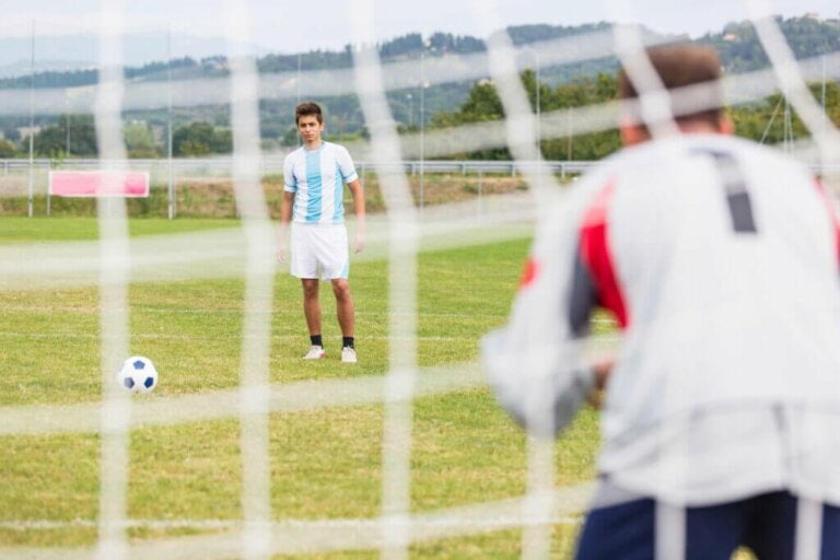 3 tips for focusing during a penalty shot