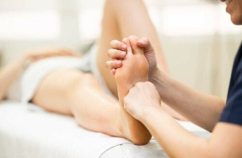 Massages can return fibers to their normal state.