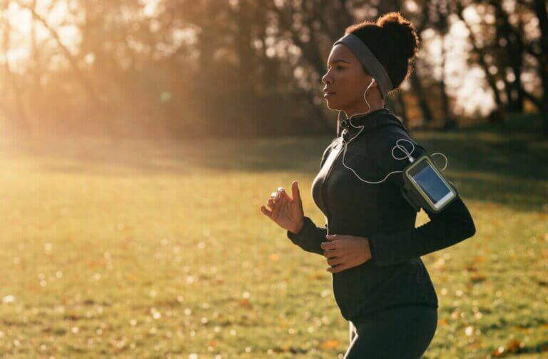 Is it possible to burn fat while running?